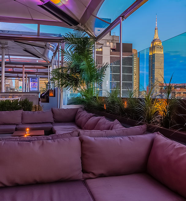 Make A Reservation Sky Room NYC Go Higher - Table reservations nyc